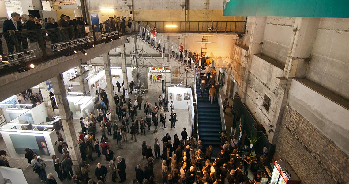 Berliner Liste 2012 Opening