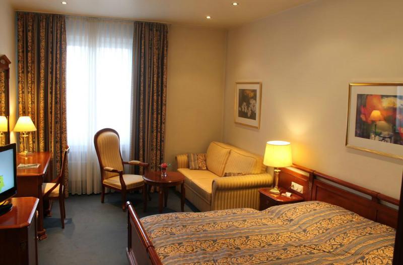 Das Hotelpersonal spricht sehr gut Deutsch, Englisch und Espanol