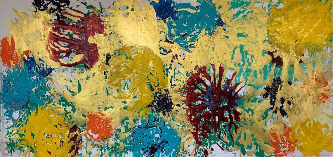 Brigitte Witzer - Augenweide abstract art