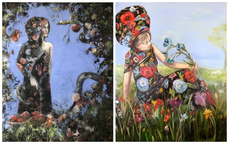 Galerie Augarde represents Melanie Tilkov