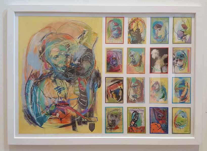 Galerie Augarde represents Stefan Noss