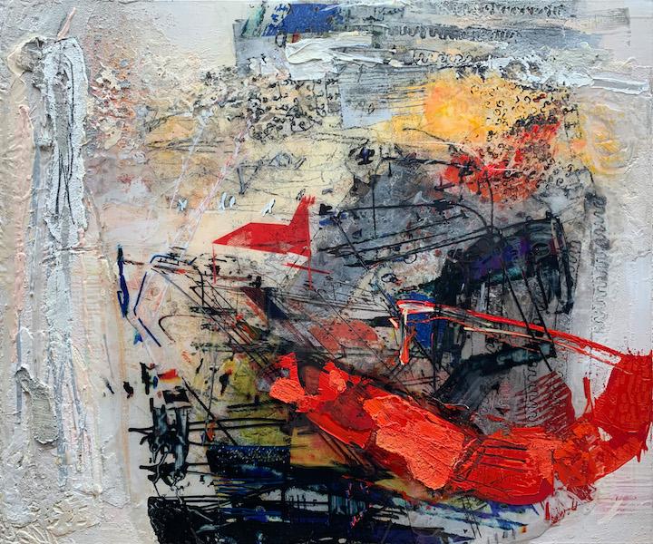 Georg Brandner new painting
