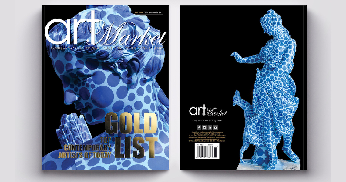 Magazine covers - Art Market Magazine