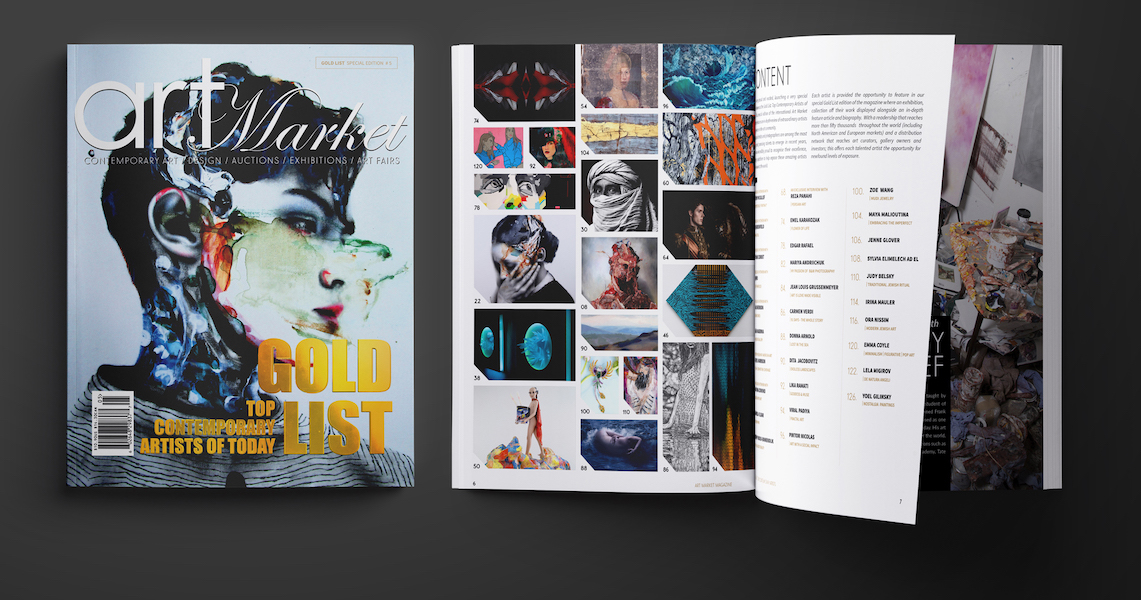 Gold List from Art Market Magazine